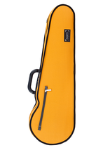 BAM SUB2002XLOG SUBMARINE Hoody For Hightech Contoured Violin Case, Orange