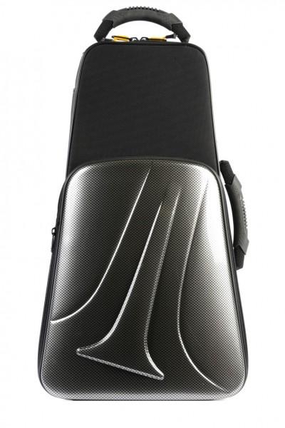BAM TREK3023SSC NEW Trekking Trumpet, silver-carbon