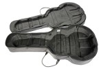 BAM 8003H Flight Cover f. Hightech Dreadnought Guitar Cases, black