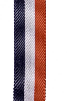 BAM 9002FR Fashion Nylon Band, französische Flagge (1 Set)