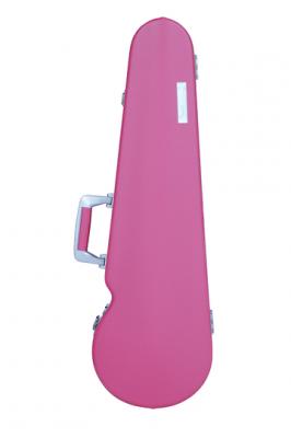 BAM ET2002XLRO Hightech L'Étoile Contoured Violin Case, Pink