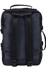 BAM A+(B) Rucksack für Hightech Etui, Blau