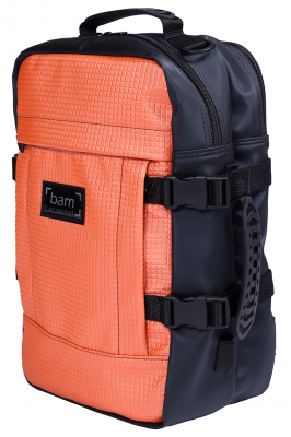 BAM A+(O) Rucksack für Hightech Etui, Orange