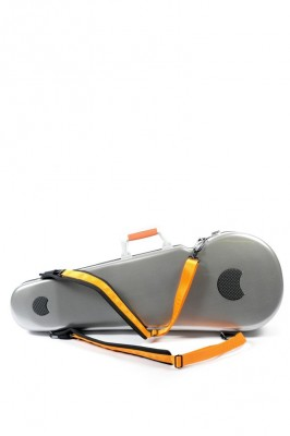 BAM DEF2200XLO Hightech Contoured Viola Etui, Orange
