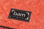 BAM HO2001XLR Hoodie für Hightech Oblong Violin Case, red