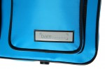 BAM PERF2001SB Violin Case Performance Soft, sky blue